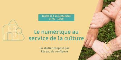 Le numérique au service de la culture