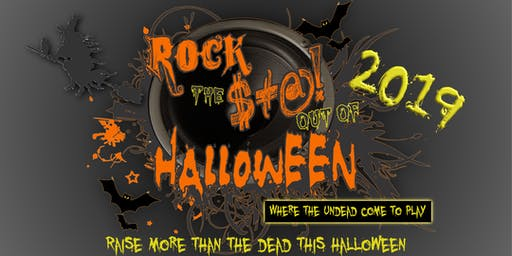 Rock The $#@! Out Of Halloween 2019