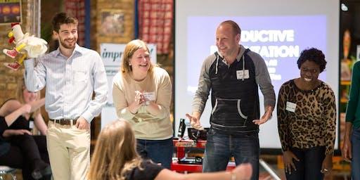 Business Improv Workshop Charlotte