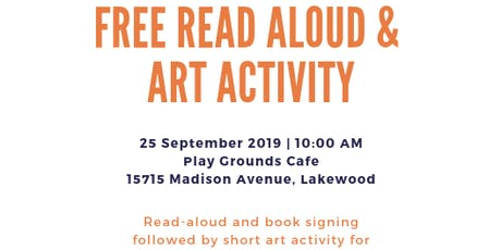Free Read Aloud and Art Activity for kids! tickets