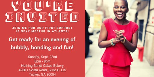 Bubbly & Bonding: Support is Sexy Meetup for Women Entrepreneurs