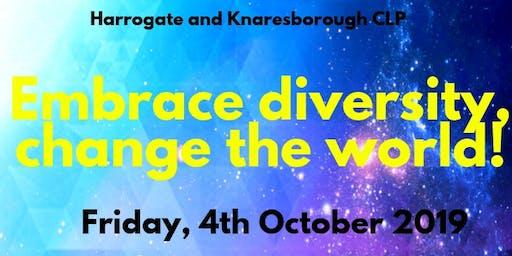 Embrace Diversity, Change the World!