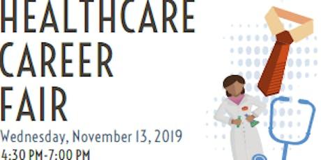 Healthcare Career Fair 2019 tickets
