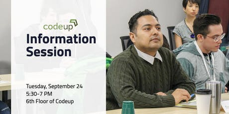 Codeup Information Session tickets