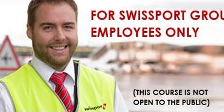 Swissport Trainers' Induction tickets