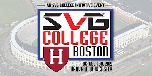 SVG College: Boston