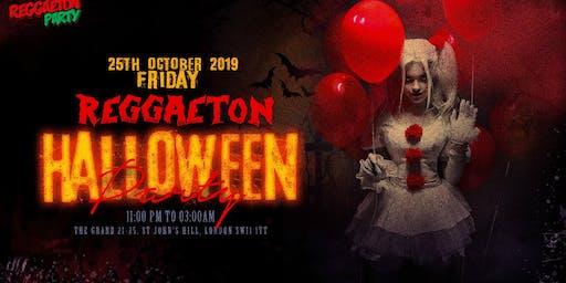 Reggaeton Halloween Party 2019