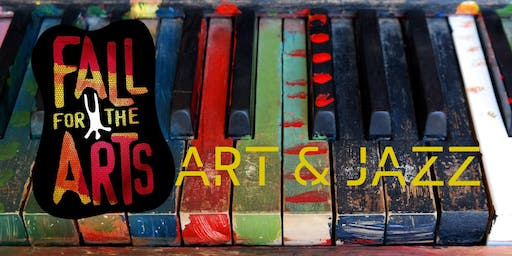 Fall for the Arts: Art & Jazz