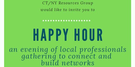 Happy Hour - Networking Event - 10/01/19 tickets