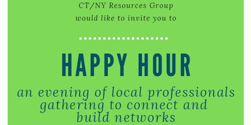 Happy Hour - Networking Event - 10/01/19