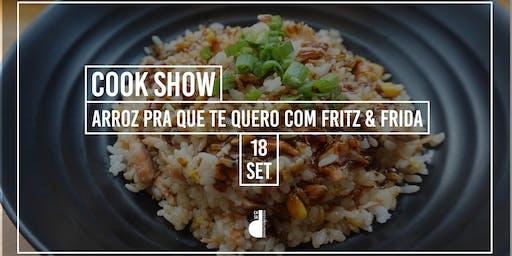 Cook Show - Semana Farroupilha com Fritz e Frida