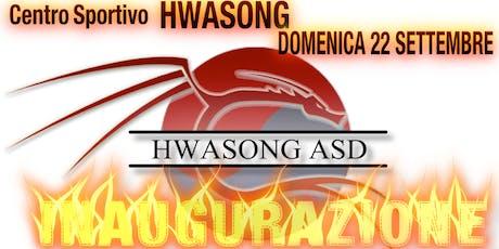 Inaugurazione Hwasong 2.0 tickets