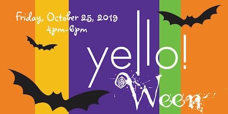Yelloween! Kids Halloween Event at Yello! tickets