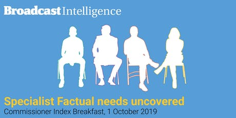 Commissioner Index Breakfast – Specialist Factual needs uncovered tickets