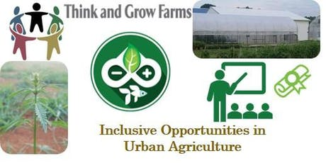 Let's Talk: Inclusive Opportunities in Urban Agriculture tickets