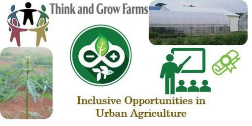 Let's Talk: Inclusive Opportunities in Urban Agriculture
