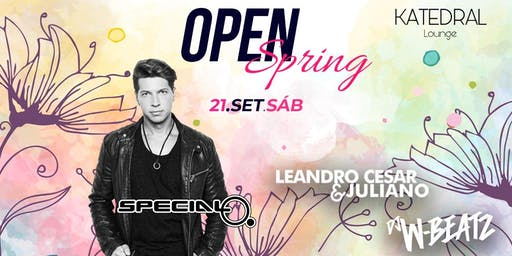 Open Spring • Special Q