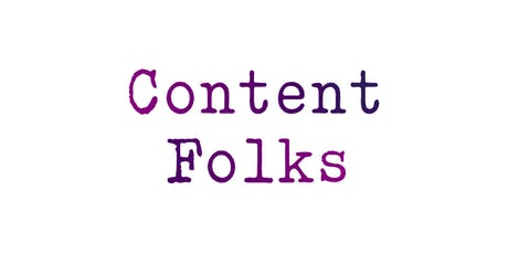 Content Folks - October tickets