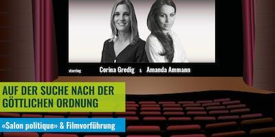 Corina Gredig und Amanda Ammann auf der Suche nach der göttlichen Ordnung