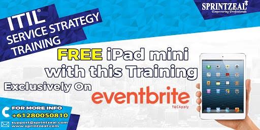 ITIL® Service Strategy Training in Darwin