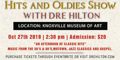 Hits and Oldies Music Show! tickets