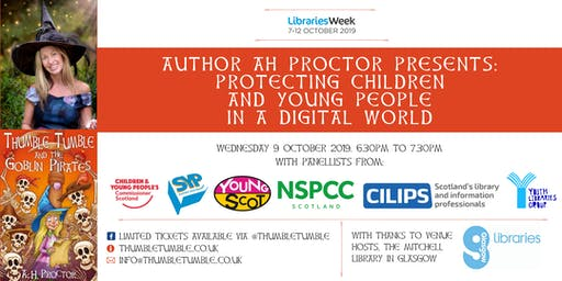 Libraries Week: Protecting Children and Young People in a Digital World