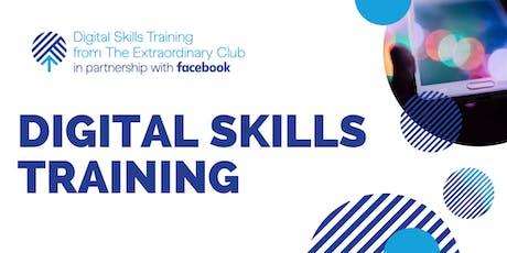 Digital Skills Training with Burnley College tickets