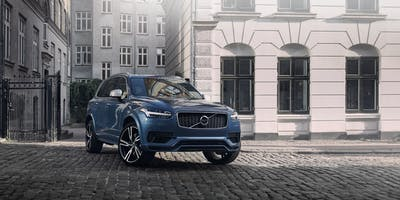 Volvo Cars Waterford Test Drive Event