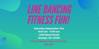 September Fellowship - Line Dancing Fitness Fun!