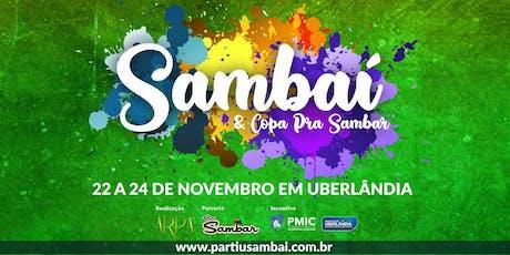 Sambaí 2019 ingressos