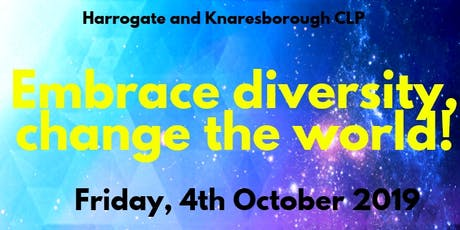 Embrace Diversity, Change the World tickets