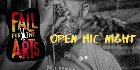 Fall for the Arts: Open Mic Night tickets