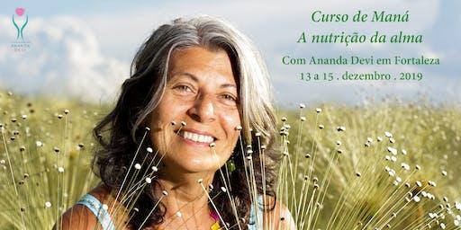 Curso de Maná Fortaleza - a nutrição da alma que sacia a fome emocional