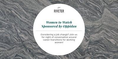Women to Watch MN   Sponsored by Oppidan