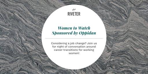 Women to Watch MN | Sponsored by Oppidan