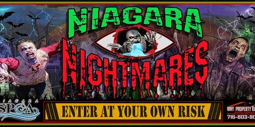 870 Lee Avenue Home Haunt to benefit Niagara SPCA