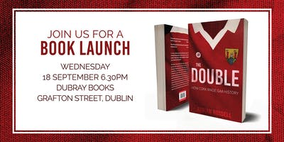 Book Launch - The Double: How Cork Made GAA History by Adrian Russell