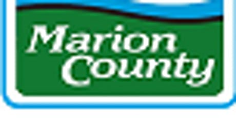 Marion County Emergency Support Function 16 Meeting - Law Enforcement tickets