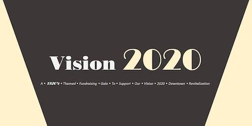 Vision 2020 Fundraising Gala
