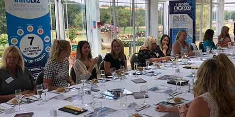 Introbiz Networking Lunch Event At Holm House tickets