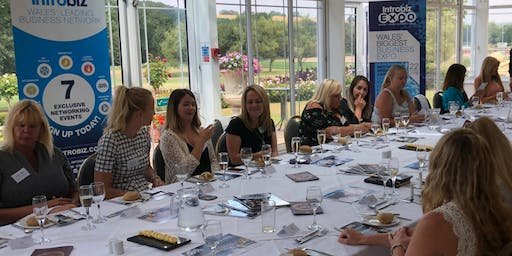 Introbiz Networking Lunch Event At Holm House
