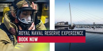 Royal Naval Reserve Experience – Tawe Division, Swansea