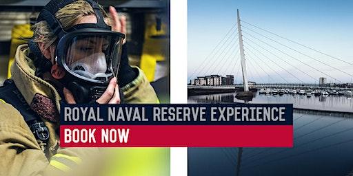 Royal Naval Reserve Experience – Tawe Division, Swansea – 06/02/2020