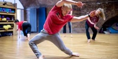 Lewis Cooke // RelaxtoErupt Contemporary Dance Workshop