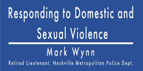 Responding to Domestic & Sexual Violence tickets