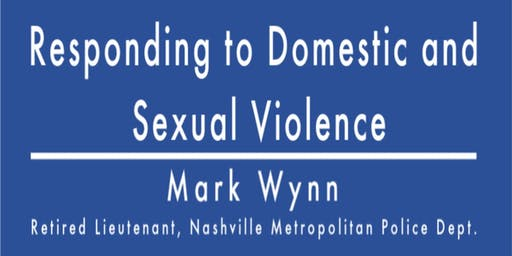 Responding to Domestic & Sexual Violence