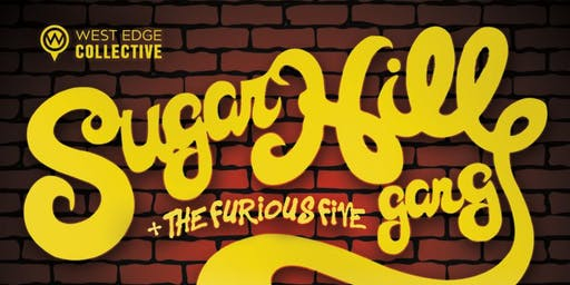 VIP pass to meet The Sugarhill Gang, Grandmaster Melle Mel, & Scorpio