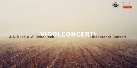 Madoka Nakamaru, Danuta Zawada & Hildebrandt Consort tickets