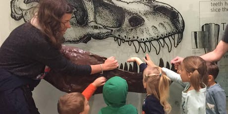 Kids Dinosaur Scavenger Hunt & Tour at the American Museum of Natural History! tickets