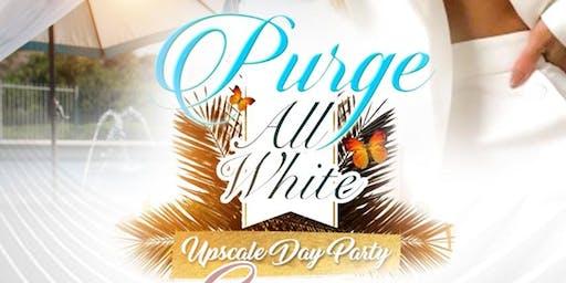 PURGE ALL WHITE ESCAPE PARTY